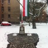 A Zuglóban található 1948-as emlékmű teljes körű felújításával kapcsolatosan