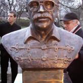 Pongrácz Gergely szobor fel lett avatva